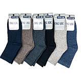 Женские шерстяные однотонные термо носки Style Luxe, фото 2