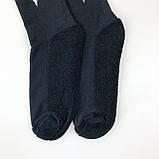 Мужские высокие хлопковые носки с махровой стопой Style Luxe, фото 3