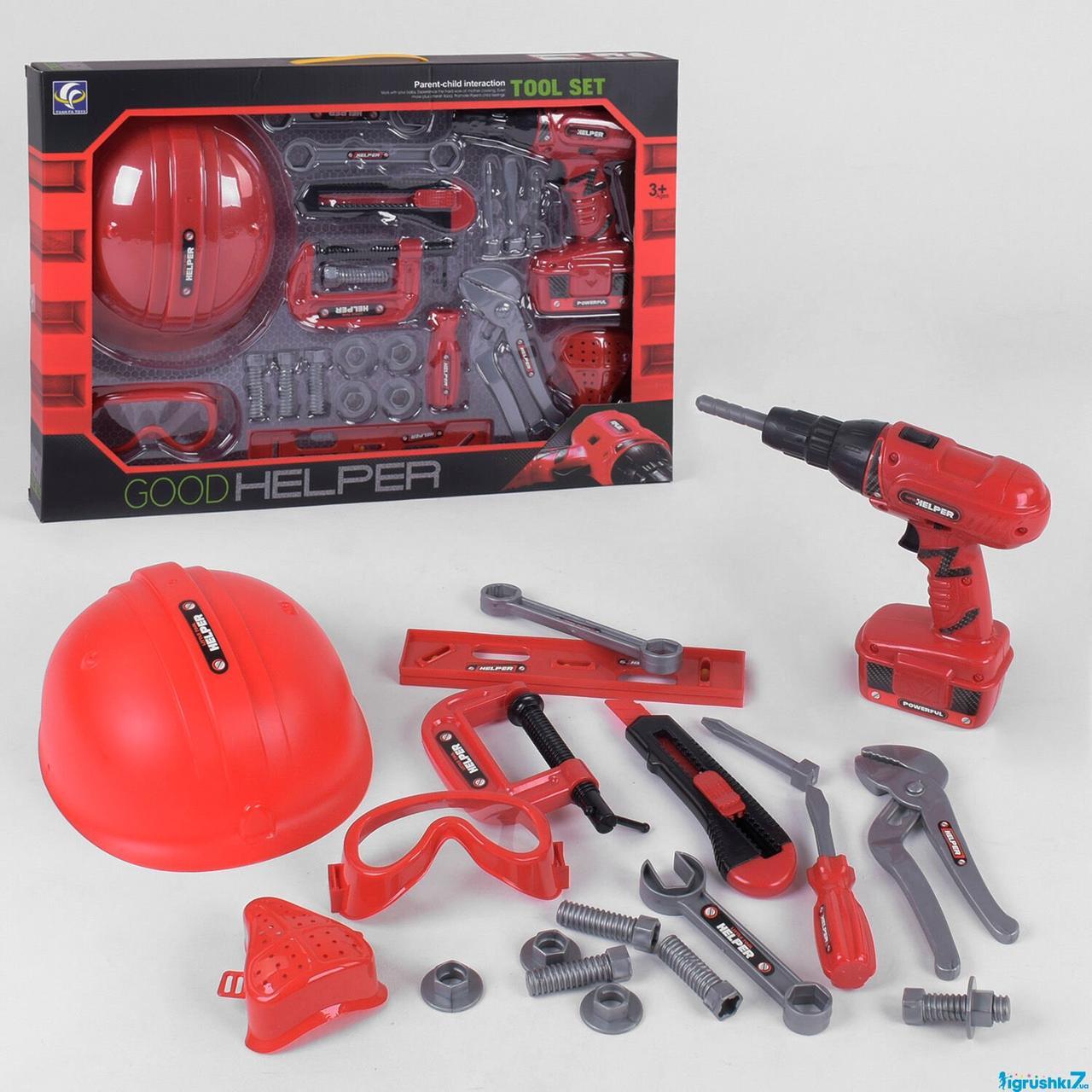 Набор инструментов YF 782-1 / YF 791-2 (18/2) в коробке