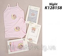 Комплект (майка+трусики) для девочки TM Katamino оптом, Турция р.5-6 лет (110-116 см)