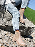 Черевики жіночі Cristof беж 4356, фото 10