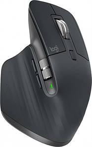 Мышь Bluetooth+Wireless Logitech MX Master 3 Graphite (910-005694)