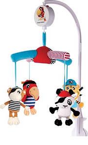 Плюшевий мобіль Canpol babies на ліжечко Пірати (68/036)