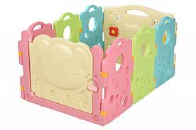 Забор манеж Same Toy Aole Звезды 6 2 (AL-W160309001)