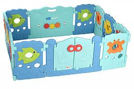 Паркан манеж Same Toy Aole Океан 10+2 (AL-W16090203)