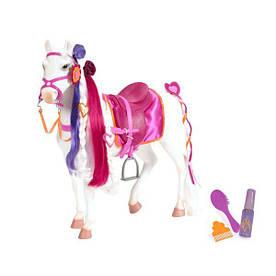 Игровая фигура Our Generation Лошадь Принцесса с аксессуарами 50 см (BD38003Z)