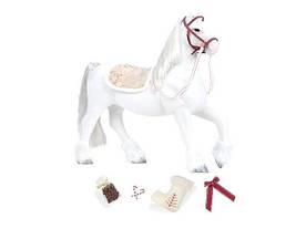 Ігрова фігура Our Generation Кінь з аксесуарами 50 см (BD38025Z)