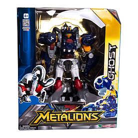 Трансформер Metalions Гост (314029)