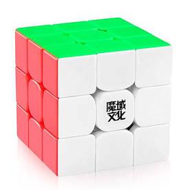 Головоломка Кубик Рубика QiYi 3х3 MoYu Weilong GTS V2 Magnetic (6970647060542)