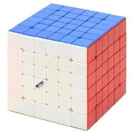 Головоломка Кубик Рубика QiYi 6х6 Wuhua (141)