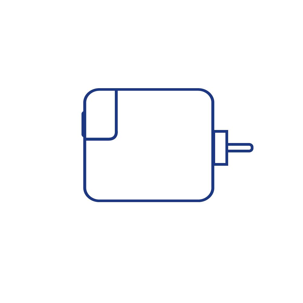 Мережевий Зарядний Пристрій Hoco C76A Plus PD 20W Type-C to Lightning Колір Білий