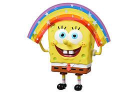 Игровая фигурка SpongeBob Masterpiece Memes Collection Rainbow SB