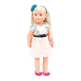 Лялька OUR GENERATION Аня з прикрасами 46 см BD31052Z
