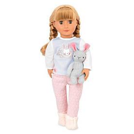 Лялька OUR GENERATION Джові в піжамі з кроликом 46 см BD31147Z
