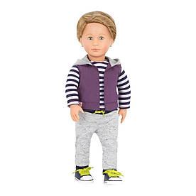 Лялька OUR GENERATION Рафаель 46 см BD31155Z