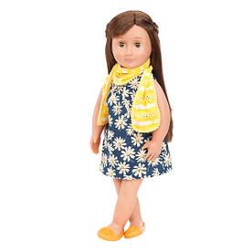 Лялька OUR GENERATION DELUXE Різ з книгою 46 см BD31044ATZ