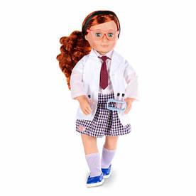 Лялька OUR GENERATION DELUXE Сіа з книгою 46 см BD31113ATZ