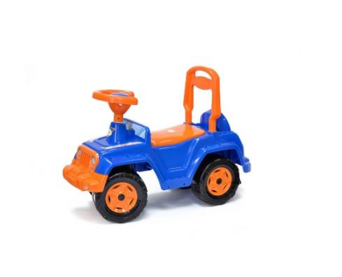 Машина-Каталка 4*4 Синяя
