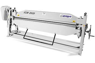 Листозгинальний верстат CK EMSA ICM 2020 × 2,0