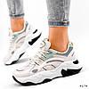 Кросівки жіночі For пудра + беж + м'ятний 4174, фото 4