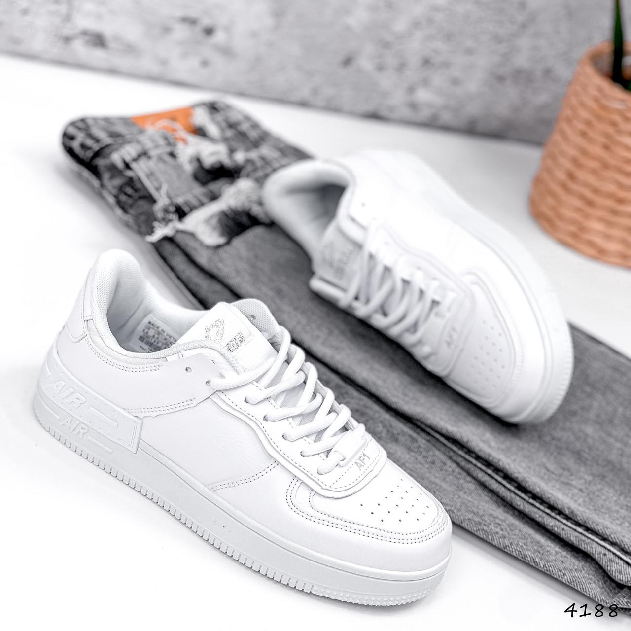 Кросівки жіночі Fores білі 4188
