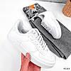 Кросівки жіночі Fores білі 4188, фото 3