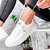 Кросівки жіночі White білі 4199, фото 10