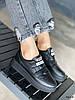Кроссовки женские Supri черные 4214, фото 2