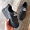 Кроссовки женские Supri черные 4214, фото 10