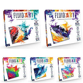 "Набор для творчества ""Fluid ART"" Danko Toys"