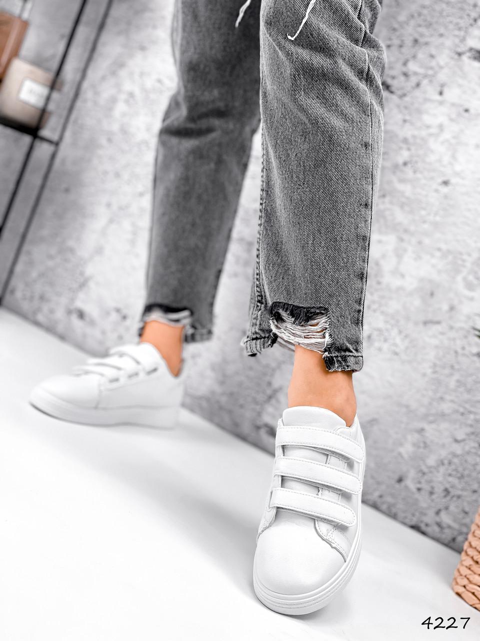 Кросівки жіночі Selena білі 4227