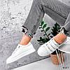 Кросівки жіночі Selena білі 4227, фото 7