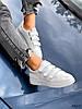 Кросівки жіночі Selena білі 4227, фото 8