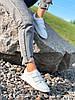 Кроссовки женские Lanza белые 4252, фото 9