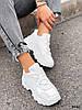 Кроссовки женские Marl белые 4280, фото 7