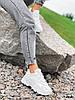Кроссовки женские Marl белые 4280, фото 8