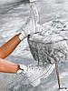 Черевики жіночі Rebeca білі 4275 ДЕМІ, фото 5