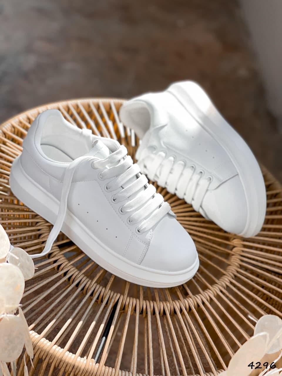 Кросівки жіночі Alesan білі 4296