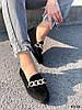 Балетки жіночі Mona чорні 4314, фото 9