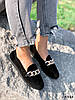 Балетки жіночі Mona чорні 4314, фото 10