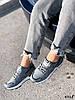 Кроссовки женские Tavo серые + темно синий 4318, фото 9