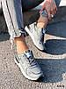 Кроссовки женские Tavo серые + темно синий 4318, фото 10