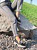 Туфли лоферы Simon черные + капучино 4321, фото 7
