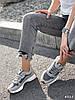Кроссовки женские Babs серые 4325, фото 7