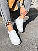 Кросівки жіночі Nikki білі 4338, фото 3
