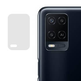 Гибкое защитное стекло 0.18mm на камеру (тех.пак) для Oppo A54 4G