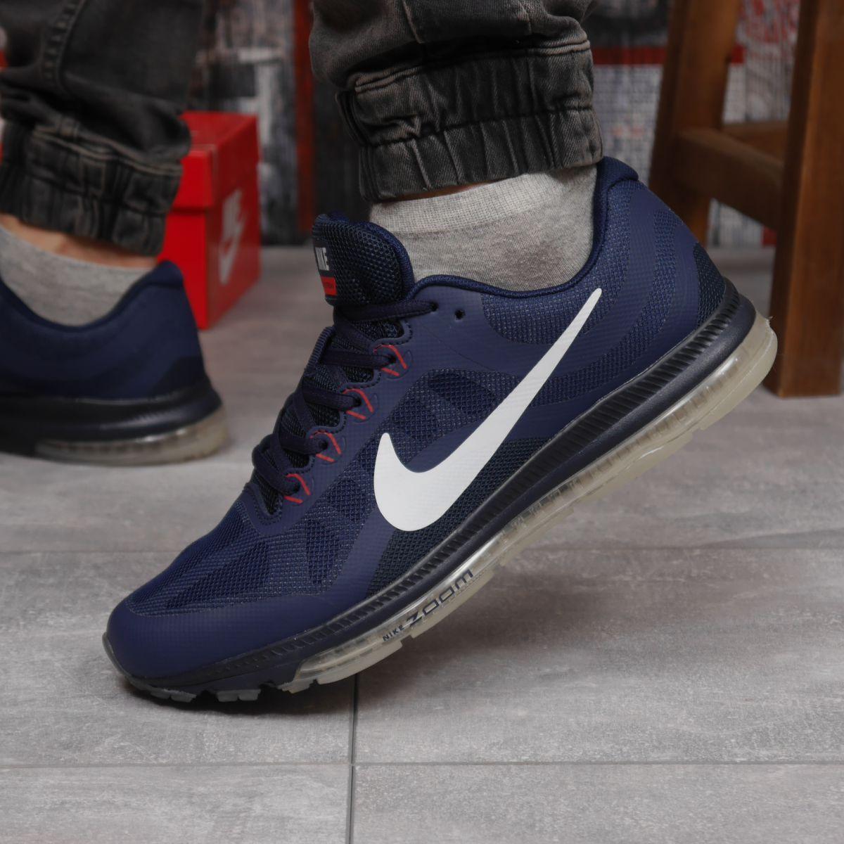 Кросівки чоловічі 13462, Nike Zoom Streak, темно-сині [ немає ] р.(44-28,4 см)