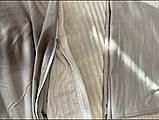 Велюровий комплект постільної білизни євро розмір, фото 6