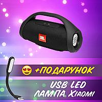 Портативная колонка JBL Boom Box B9 Черная Блютуз для музыки Беспроводная+ USB лампа