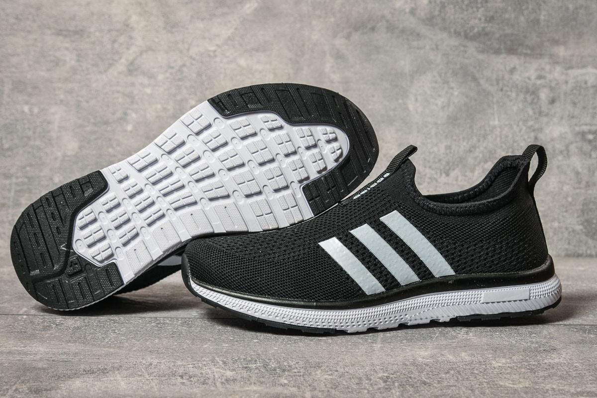 Кроссовки женские 17606, Adidas sport, черные [ 36 38 39 ] р.(36-23,5см)